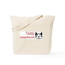 Unique Teddy Tote Bag