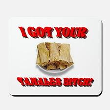 Tamales ? Mousepad