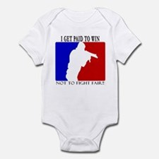 PAID TO WIN Infant Bodysuit
