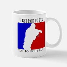 PAID TO WIN Mug