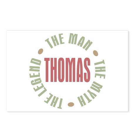 Thomas Man Myth Legend Postcards (Package of 8)