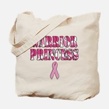 Warrior Princess Tote Bag