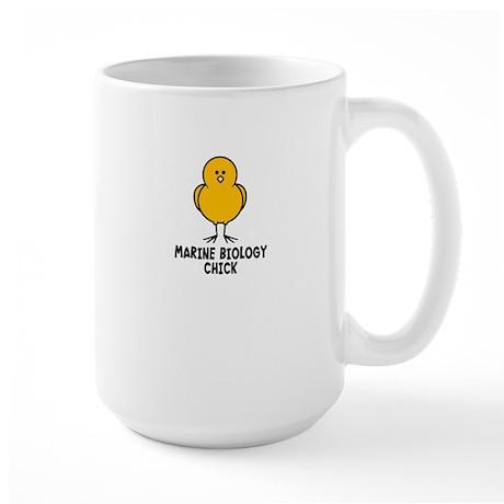 Marine Biology Large Mug