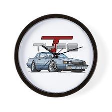 Buick Regal T-Type Wall Clock
