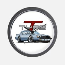 Buick Regal T-Type Wall Clock