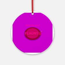FlauntUT Keepsake (Round)