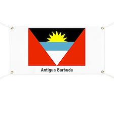 Antigua Barbuda Flag Banner