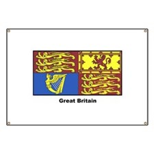 Great Britain Royal Banner Banner