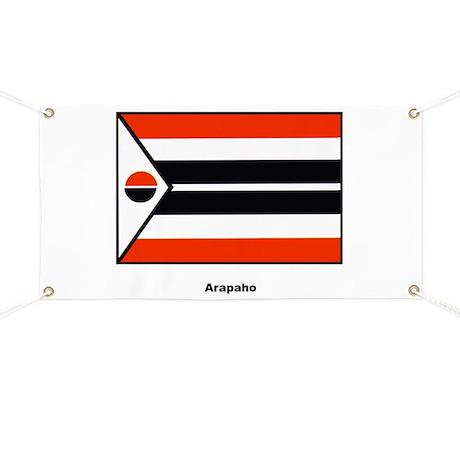 Arapaho Native American Flag Banner