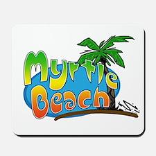 Beach Trip Mousepad
