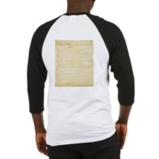 The Us Constitution Baseball Jersey