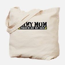 Army Mom Tote Bag