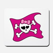 Cutie Skull Mousepad