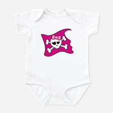 Cutie Skull Infant Bodysuit