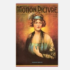 Marion Davies Postcards (Package of 8)