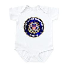 USCG Reserve Infant Bodysuit