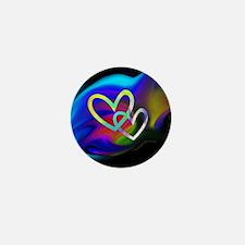 Love Mini Button (100 pack)