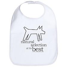 Natural Selection (dog) Bib