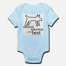 Natural Selection (dog) Infant Creeper