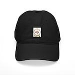 BONNEVIE Family Crest Black Cap