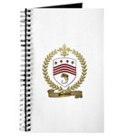 BONNEVIE Family Crest Journal