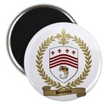 BONNEVIE Family Crest Magnet