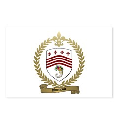 BONNEVIE Family Crest Postcards (Package of 8)