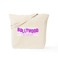 Cute Bollywood Tote Bag