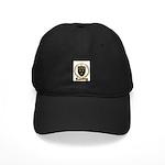 BONNEVILLE Family Crest Black Cap
