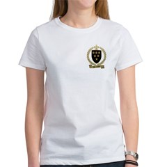 BONNEVILLE Family Crest Women's T-Shirt