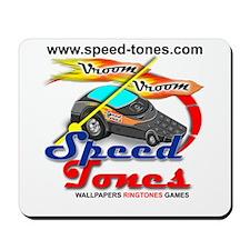 Speed Tones Mousepad (Speed Phone)