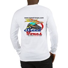 Speed Tones Long Sleeve T-Shirt (Speed Phone)
