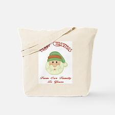 Santas Wish Tote Bag