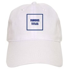 Unique Connery Baseball Cap
