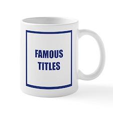 titles_8p31_3 Mugs