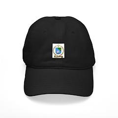 BORDELEAU Family Crest Baseball Hat