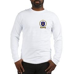 BOSSE Family Crest Long Sleeve T-Shirt
