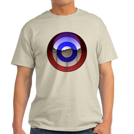 Captain Curl! Light T-Shirt