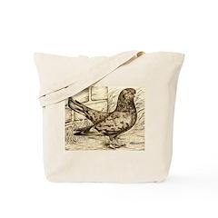 Oriental Roller Tote Bag