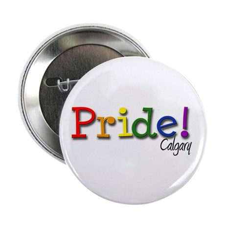 "Calgary Gay Pride 2.25"" Button (10 pack)"