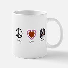 peace lover berners Mugs