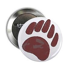 "LIGHT BROWN BEAR PAW 2.25"" Button"