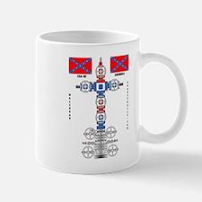 Confederate States Wellhead Mug