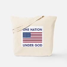 Unique One nation Tote Bag