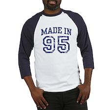 Made in 95 Baseball Jersey