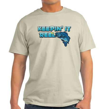 Keepin' It Reel Light T-Shirt