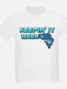 Keepin' It Reel T-Shirt