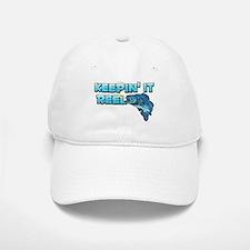 Keepin' It Reel Baseball Baseball Cap
