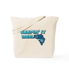 Keepin' It Reel Tote Bag