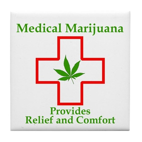 Provides Relief and Comfort Tile Coaster